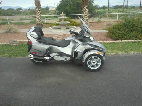 2012 Can-Am Spyder for sale in Alamogordo, NM