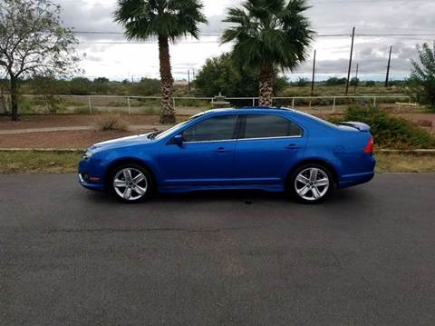 2012 Ford Fusion for sale in Alamogordo, NM