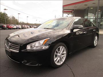 2010 Nissan Maxima for sale in Griffin, GA