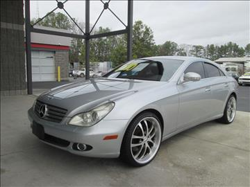 2006 Mercedes-Benz CLS for sale in Griffin, GA