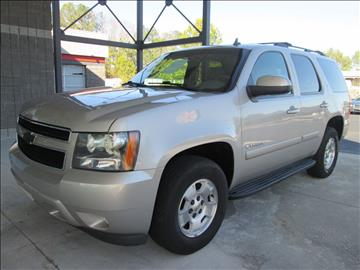 2008 Chevrolet Tahoe for sale in Griffin, GA