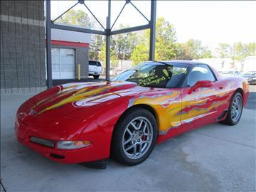 2003 Chevrolet Corvette for sale in Griffin, GA