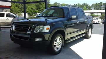 2007 Ford Explorer Sport Trac for sale in Griffin, GA