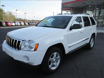 2005 Jeep Grand Cherokee for sale in Griffin, GA