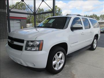 2007 Chevrolet Suburban for sale in Griffin, GA