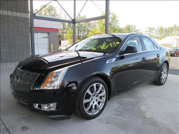 2009 Cadillac CTS for sale in Griffin, GA