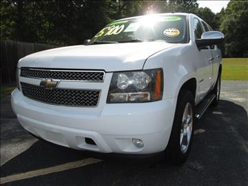 2009 Chevrolet Tahoe for sale in Griffin, GA