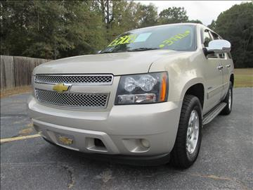 2010 Chevrolet Tahoe for sale in Griffin, GA