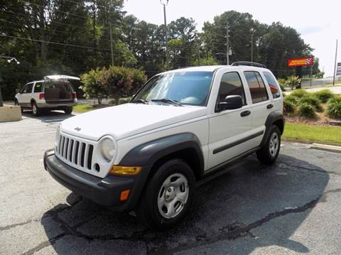 2007 Jeep Liberty for sale in Sanford, NC