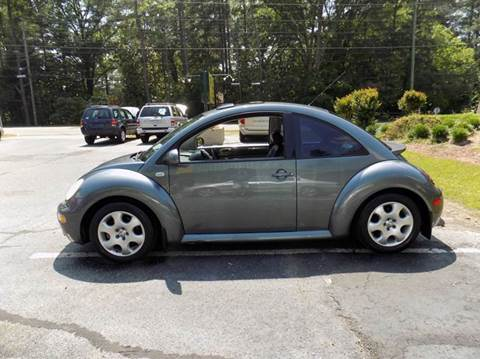 2003 Volkswagen New Beetle for sale in Sanford, NC