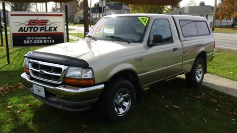 2000 Ford Ranger for sale in Bellevue, OH