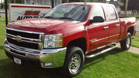 2007 Chevrolet Silverado 2500HD for sale in Bellevue, OH