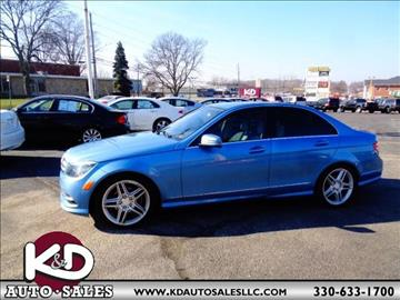 2011 Mercedes-Benz C-Class for sale in Tallmadge, OH