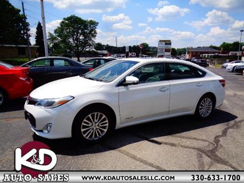 2013 Toyota Avalon Hybrid for sale in Tallmadge, OH