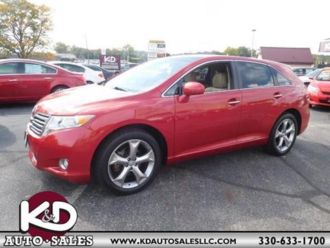 2009 Toyota Venza for sale in Tallmadge, OH