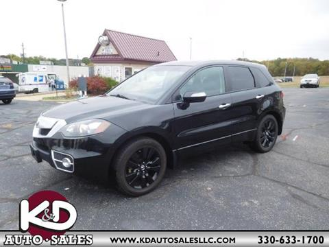 2011 Acura RDX for sale in Tallmadge, OH