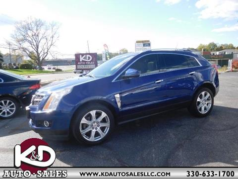 2012 Cadillac SRX for sale in Tallmadge, OH