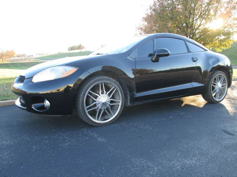 2007 mitsubishi eclipse for sale in louisville ky. Black Bedroom Furniture Sets. Home Design Ideas