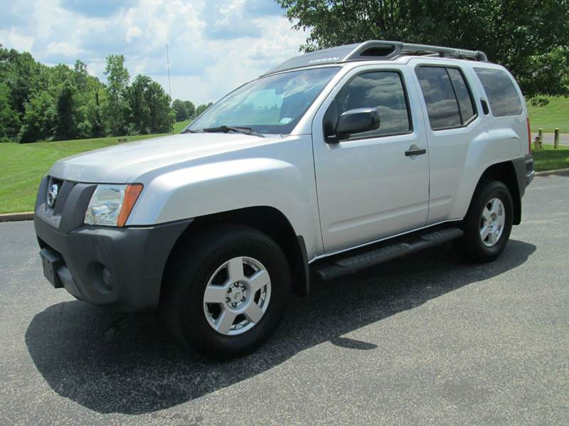 2008 Nissan Xterra 4x4 Off-Road 4dr SUV 5A - Pacific MO