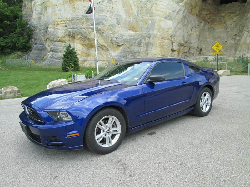 2014 Ford Mustang V6 2dr Coupe - Pacific MO