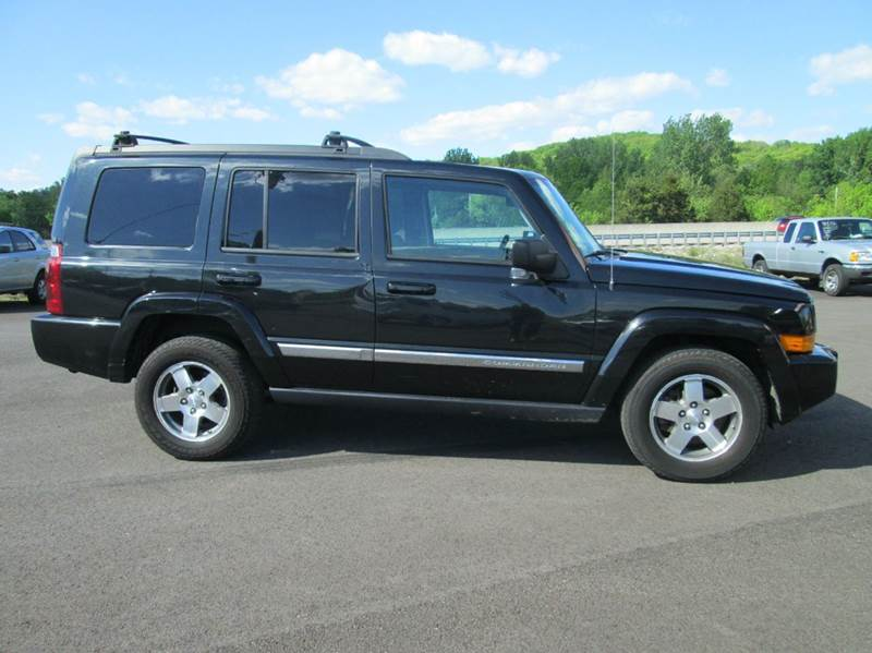 2010 Jeep Commander Sport 4x4 4dr SUV - Pacific MO