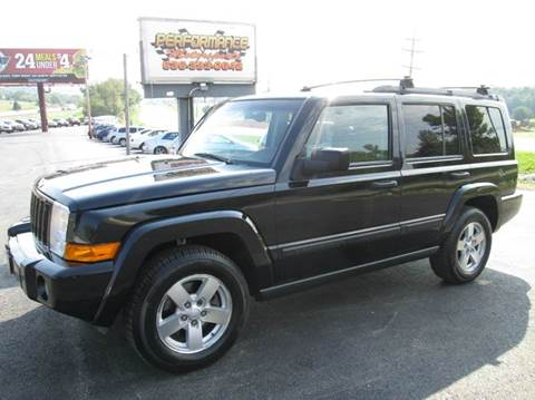 2006 Jeep Commander for sale in Pacific, MO