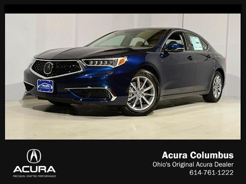 2018 Acura TLX for sale in Dublin OH