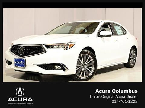2018 Acura TLX for sale in Dublin, OH