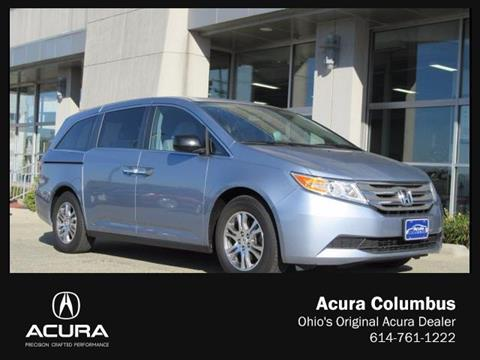 2013 Honda Odyssey for sale in Dublin OH