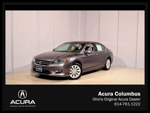 2013 Honda Accord for sale in Dublin OH