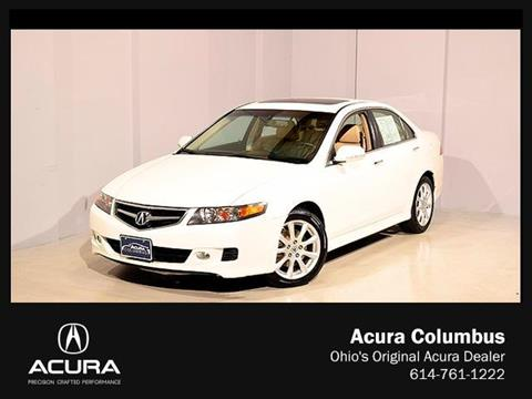 2007 Acura TSX for sale in Dublin, OH