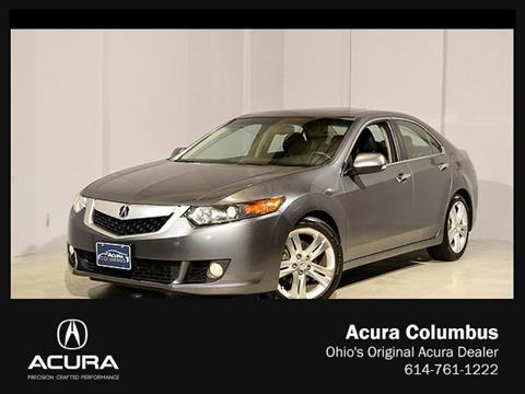 2010 Acura TSX for sale in Dublin, OH