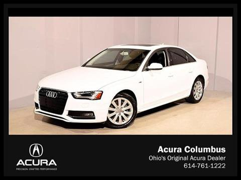 2015 Audi A4 for sale in Dublin, OH