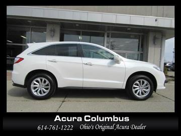 2016 Acura RDX for sale in Dublin, OH