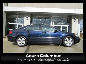 2005 Acura RL for sale in Dublin, OH