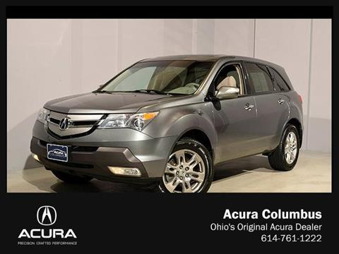 2008 Acura MDX for sale in Dublin OH