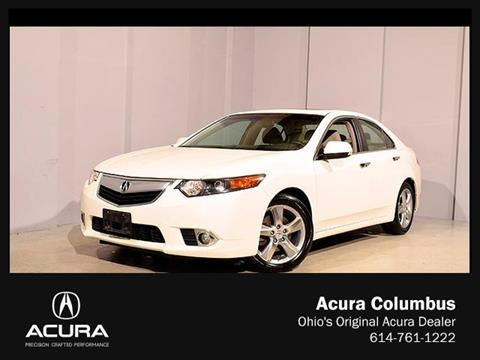 2011 Acura TSX for sale in Dublin, OH