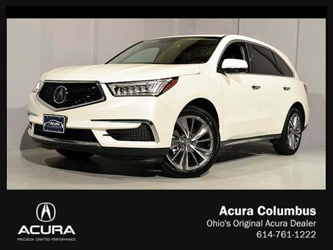 2017 Acura MDX for sale in Dublin OH