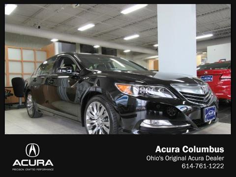 2017 Acura RLX for sale in Dublin OH