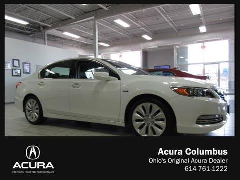 2017 Acura RLX for sale in Dublin, OH