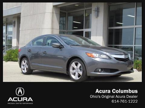 2014 Acura ILX for sale in Dublin OH