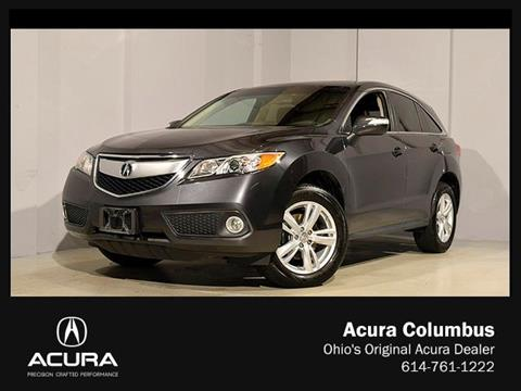 2015 Acura RDX for sale in Dublin OH