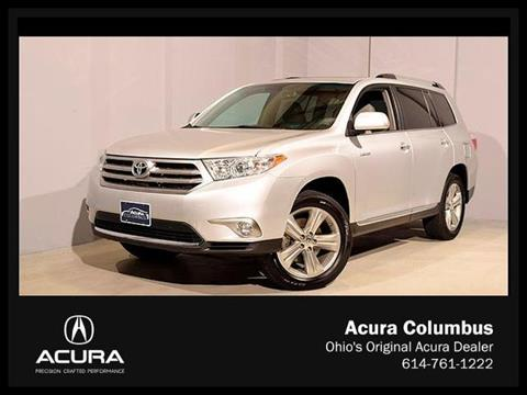 2012 Toyota Highlander for sale in Dublin OH