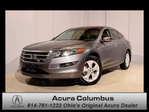 2010 Honda Accord Crosstour for sale in Dublin, OH