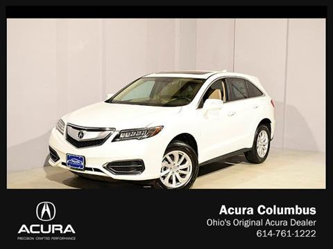 2018 Acura RDX for sale in Dublin OH