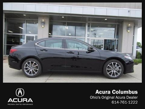 2017 Acura TLX for sale in Dublin, OH