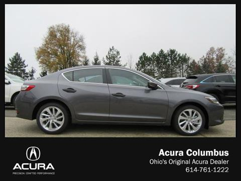 2017 Acura ILX for sale in Dublin, OH