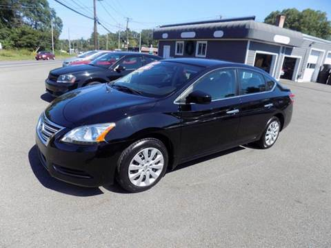 2013 Nissan Sentra For Sale In New York Carsforsale