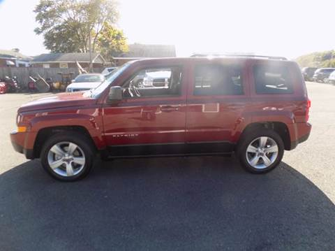 2013 Jeep Patriot for sale in Saugerties, NY