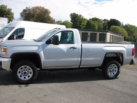 2015 GMC Sierra 3500HD for sale in Saugerties, NY
